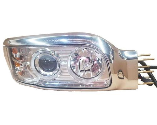PETERBILT 389 HEADLAMP ASSEMBLY AND COMPONENT