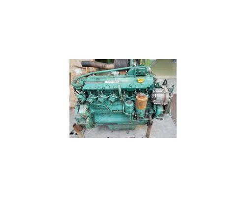 VOLVO D6D ENGINE ASSEMBLY TRUCK PARTS #891737