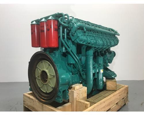 1996 VOLVO TD103KAE ENGINE ASSEMBLY TRUCK PARTS #507450