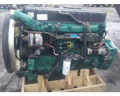Volvo Ved12 Engine Assembly In Scranton  Pa  152