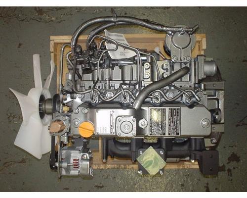 YANMAR 4TNV88-BGGE ENGINE ASSEMBLY TRUCK PARTS #324779