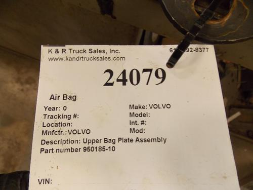 VOLVO  Air Bag (Safety)