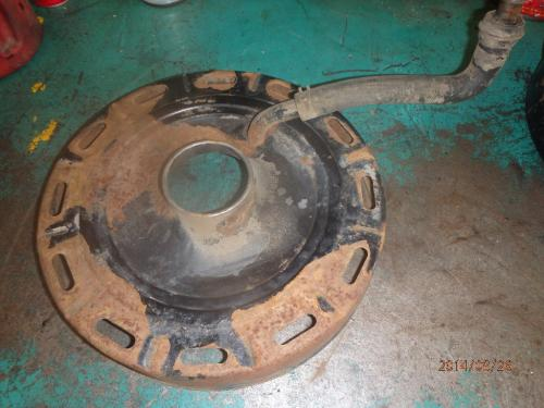 CHEVROLET C50 Air Cleaner