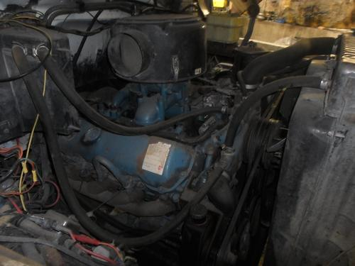 FORD F-SER Air Cleaner