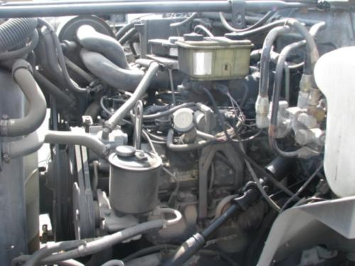FORD F600 Air Cleaner