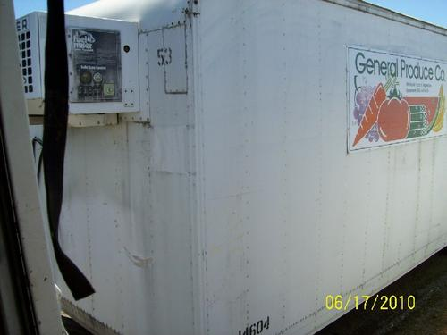 REEFER BOX  Body / Bed