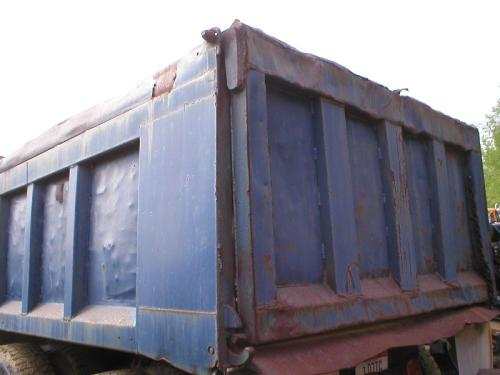 STEEL 14FT Body / Bed