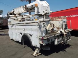 UTILITY/SERVICE BED ALTEC-CARLISLE Body / Bed