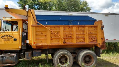 Dump LT8000 Body / Bed