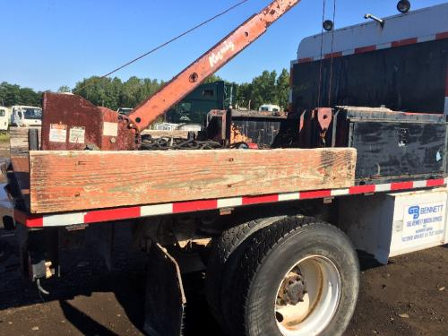 FLATBED 10FT Body / Bed