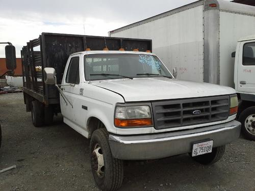 FORD F450 Body / Bed
