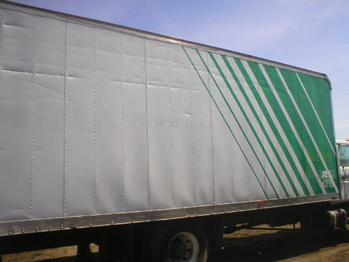 Van or Reefer Body 24FT Body / Bed