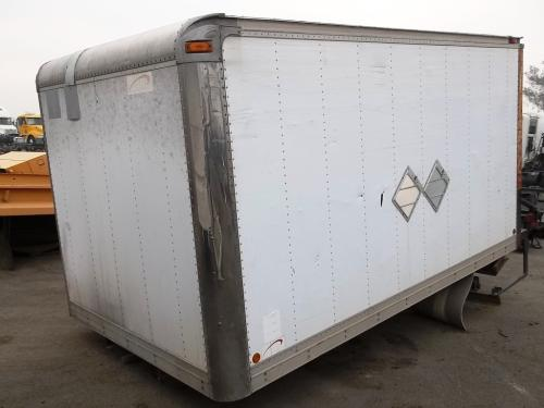 BOX VAN NPR Body / Bed