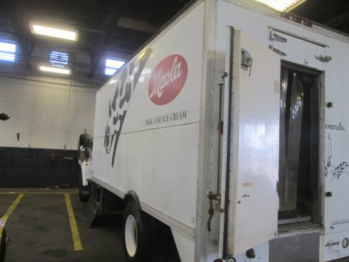 BOX VAN HACKNEY Body / Bed