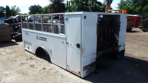 UTILITY/SERVICE BED C5500 Body / Bed