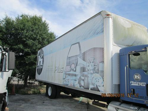 BOX VAN SUPREME CORP Body / Bed