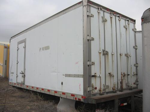Reefer Box 20 Body / Bed
