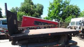 FLATBED F600 Body / Bed