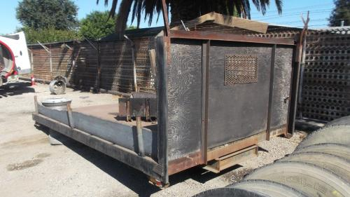 FLATBED 1600 Body / Bed