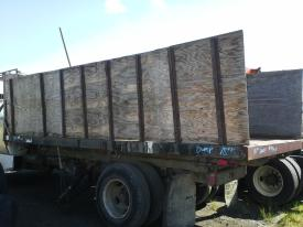 Flatbed Dump TOPKICK Body / Bed