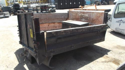 UTILITY/SERVICE BED C30 Body / Bed