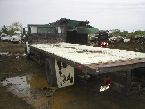 FLATBED 23FT Body / Bed