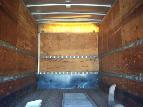 BOX VAN F700 Body / Bed