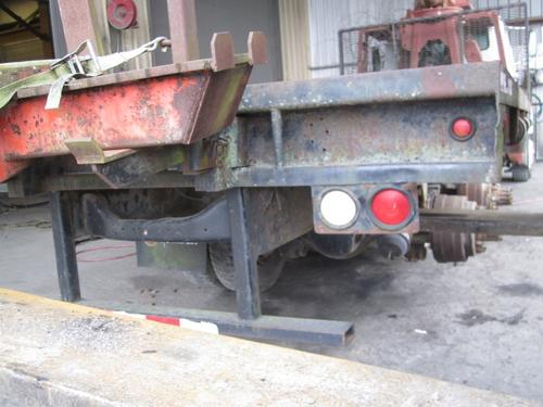 FLATBED LNT8000 Body / Bed