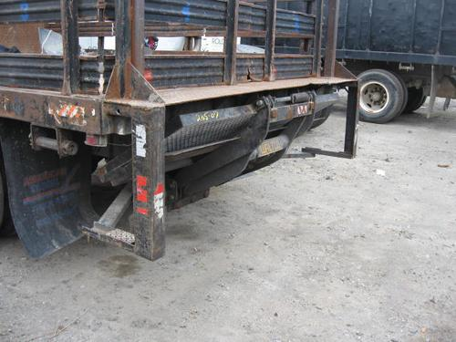 Flatbed 8-12