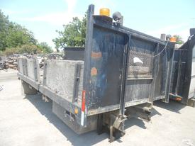 FLATBED F700 Body / Bed