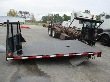 FLATBED F350 SERIES Body / Bed