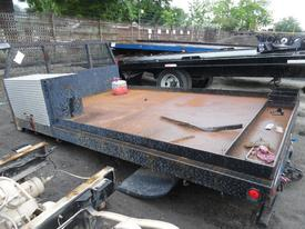 FLATBED F800 Body / Bed