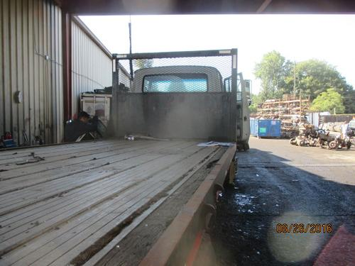 FLATBED LN7000 Body / Bed