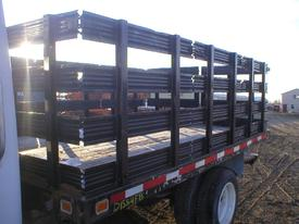 FLATBED 12FT Body / Bed