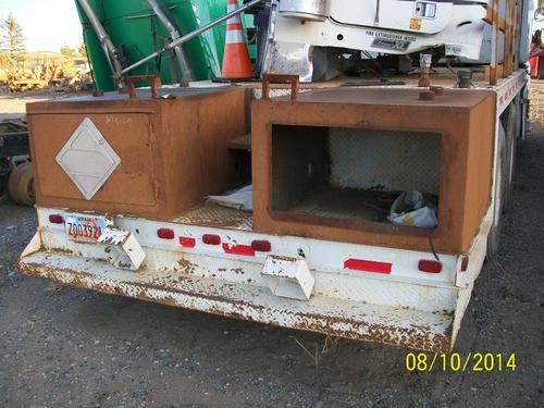 FLATBED 9200 Body / Bed
