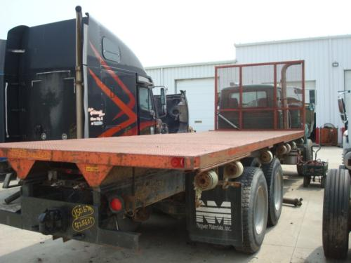 FLATBED DM Body / Bed