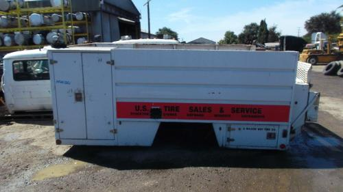 UTILITY/SERVICE BED 3500 SERIES (99-DOWN) Body / Bed