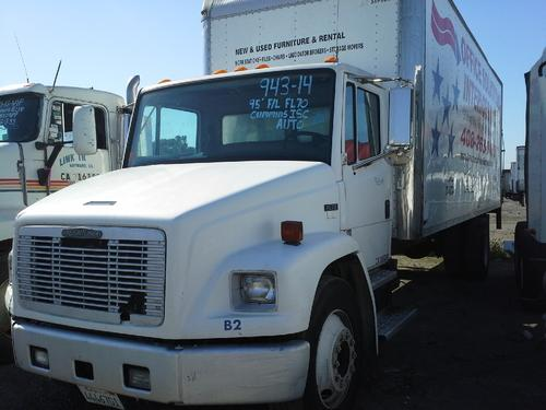 Railgate FL70 Body / Bed