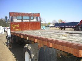 FLATBED 18FT Body / Bed