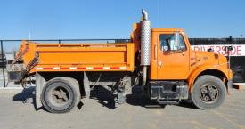 INTERNATIONAL 4700 Body / Bed