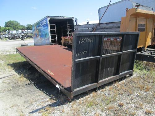 FLATBED C6500 Body / Bed
