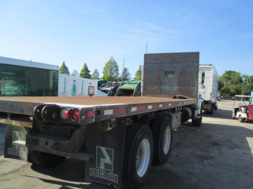 FLATBED WG Body / Bed
