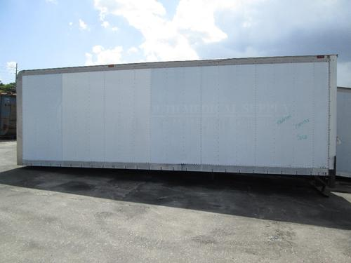 BOX VAN 4900 Body / Bed