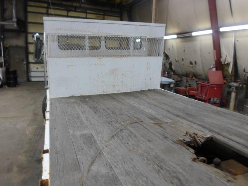 Flat Bed 12 Body / Bed