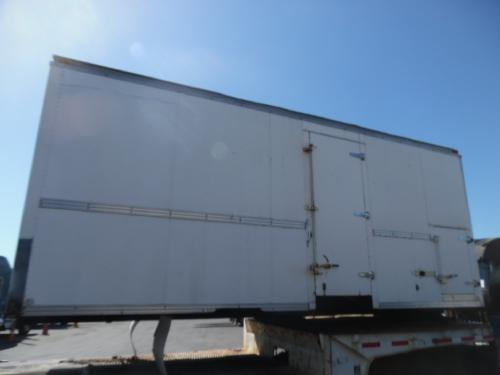 REEFER BOX F800 Body / Bed