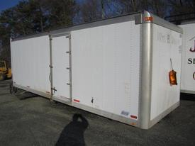 BOX VAN FL60 Body / Bed