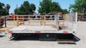 FLATBED F550SD (SUPER DUTY) Body / Bed