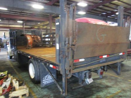 FLATBED FL60 Body / Bed