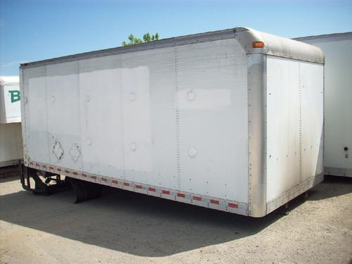 BOX VAN FL70 Body / Bed