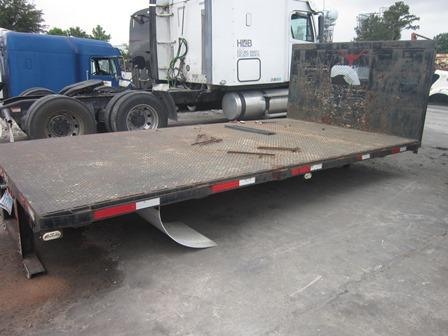 FLATBED 4200LP Body / Bed